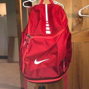 Nike elite basketball backpack